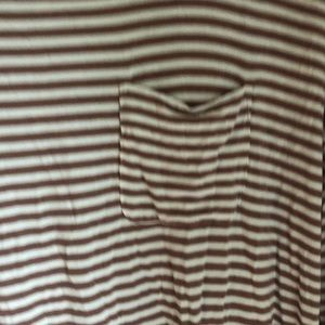 Target Tops - Striped Flowy Top
